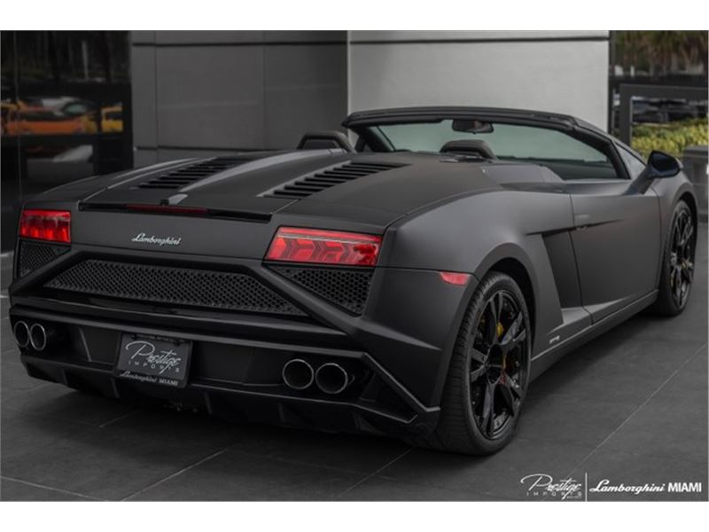 2013 Lamborghini Gallardo for sale in for sale on GoCars