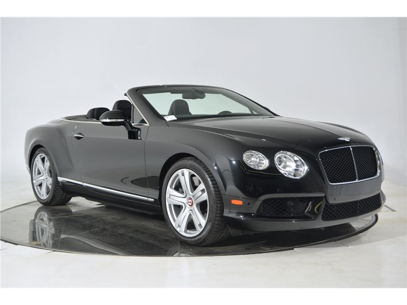 2014 bentley continental gtc v8 for sale in for sale on gocars. Cars Review. Best American Auto & Cars Review