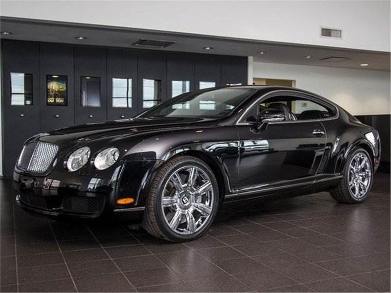 2007 bentley continental gt for sale gc 16939 gocars. Black Bedroom Furniture Sets. Home Design Ideas