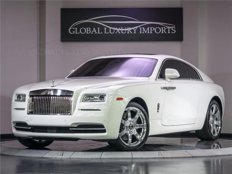 2014 Rolls-Royce Wraith for sale in Burr Ridge, Illinois 60527