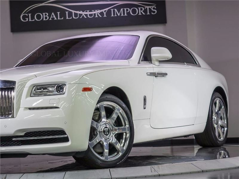 2014 rolls royce wraith for sale gc 16653 gocars. Black Bedroom Furniture Sets. Home Design Ideas