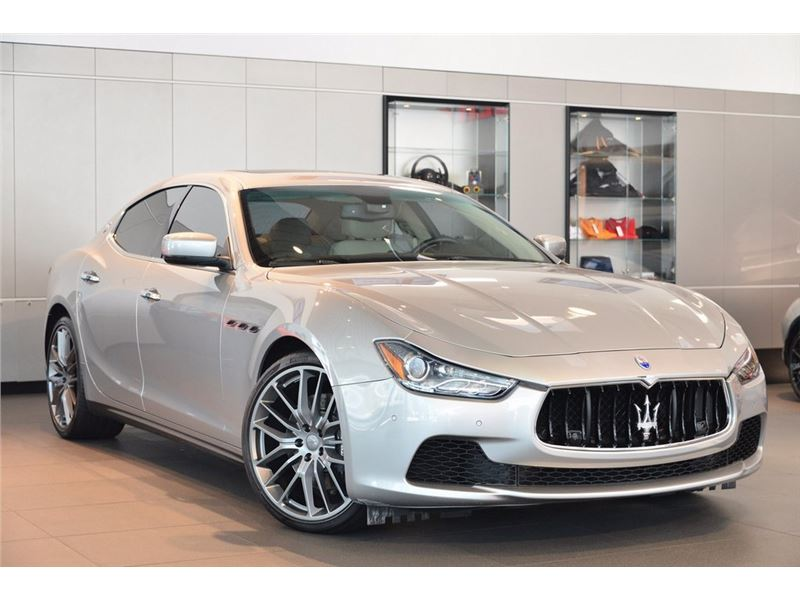 2015 maserati ghibli for sale gc 17116 gocars. Black Bedroom Furniture Sets. Home Design Ideas