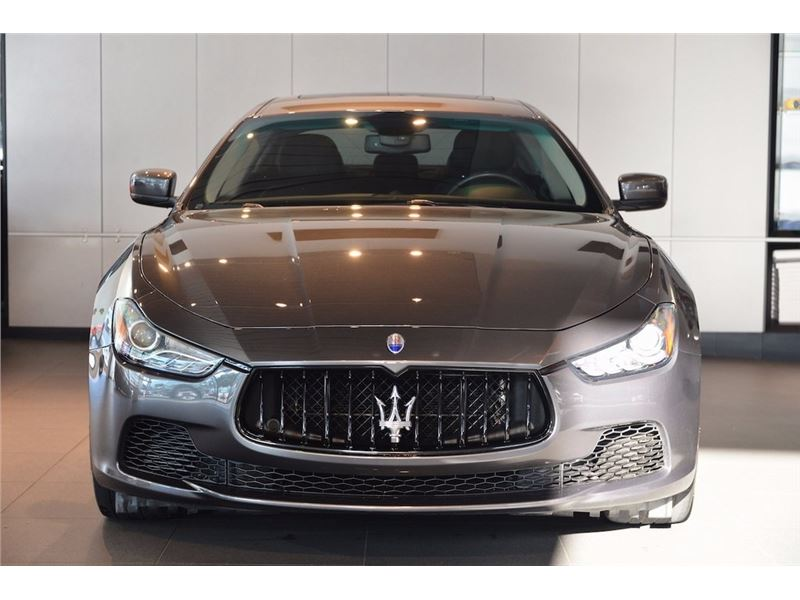 2015 maserati ghibli for sale gc 17127 gocars. Black Bedroom Furniture Sets. Home Design Ideas
