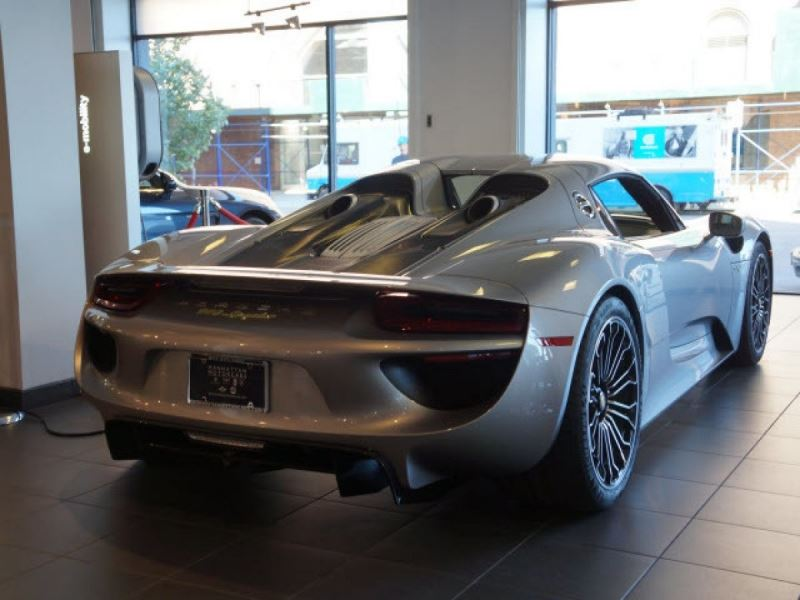2015 Porsche 918 Spyder for sale in for sale on GoCars
