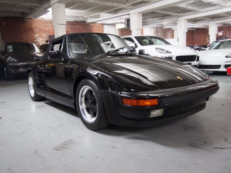 1989 Porsche 911 TURBO CABRIOLET for sale in for sale on GoCars