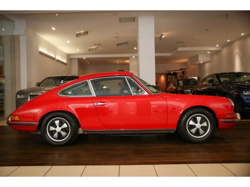 1969 Porsche 911E for sale in for sale on GoCars