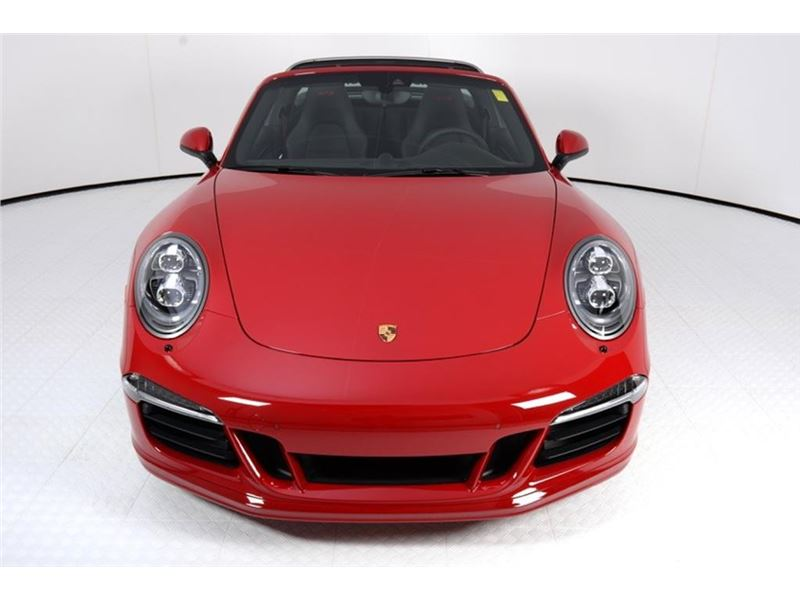 2016 Porsche 911 Targa 4 Gts For Sale Gc 17235 Gocars