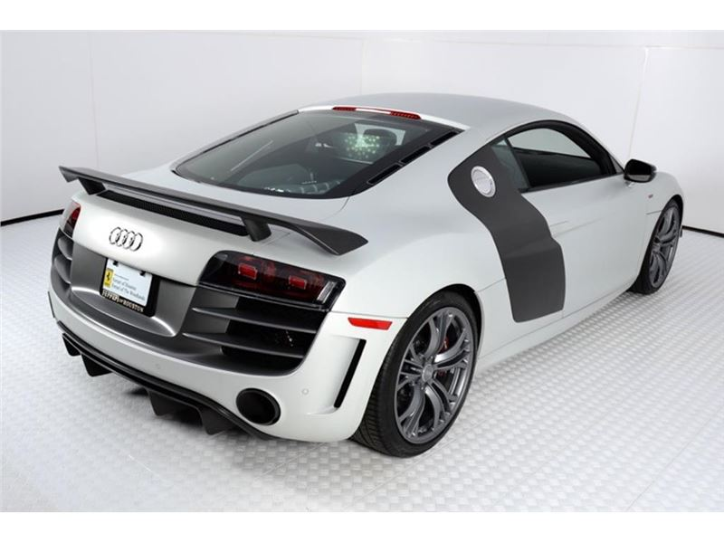 2012 audi r8 gt for sale gc 17001 gocars. Black Bedroom Furniture Sets. Home Design Ideas