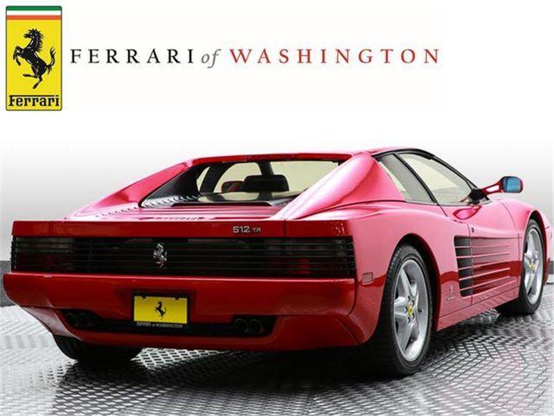 1993 ferrari for sale