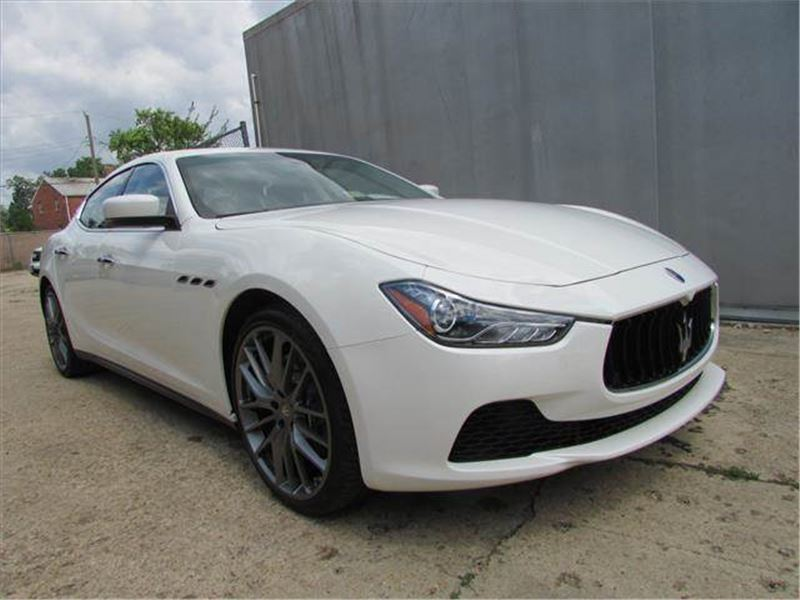 2015 maserati ghibli for sale gc 17550 gocars. Black Bedroom Furniture Sets. Home Design Ideas