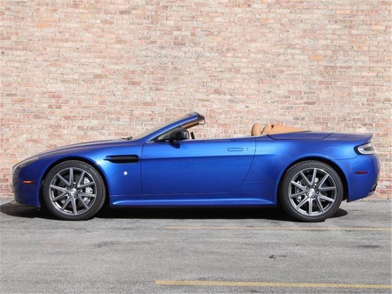 2015 Aston Martin V8 Vantage S For Sale Gc 17705 Gocars