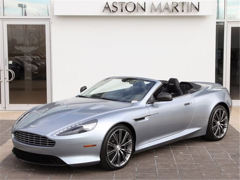 2015 aston martin db9 for sale in for sale on gocars. Black Bedroom Furniture Sets. Home Design Ideas