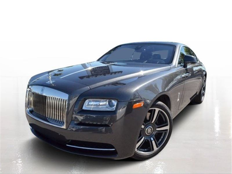 2014 rolls royce wraith for sale gc 17779 gocars. Black Bedroom Furniture Sets. Home Design Ideas