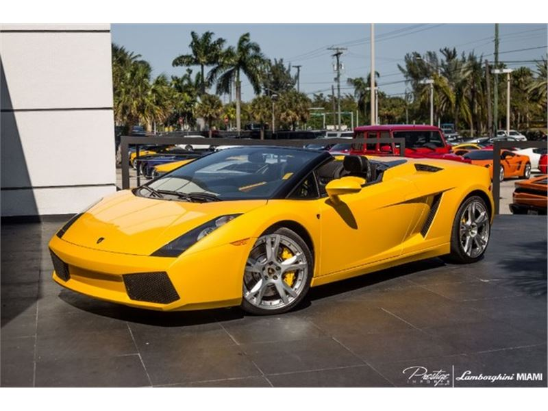 2007 lamborghini gallardo for sale gc 17882 gocars. Black Bedroom Furniture Sets. Home Design Ideas