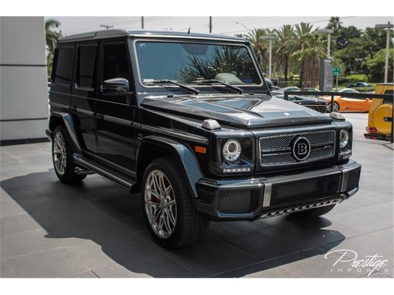 2016 mercedes benz g class for sale in for sale on gocars. Cars Review. Best American Auto & Cars Review