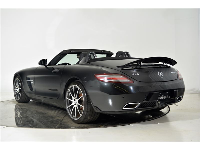 2012 mercedes benz sls amg roadster for sale gc 17922. Black Bedroom Furniture Sets. Home Design Ideas