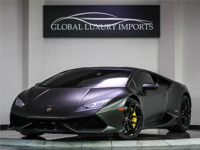 2015 Lamborghini Huracan for sale in Burr Ridge, Illinois 60527