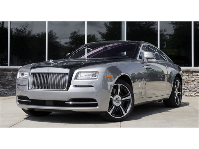 2014 rolls royce wraith for sale gc 18148 gocars. Black Bedroom Furniture Sets. Home Design Ideas