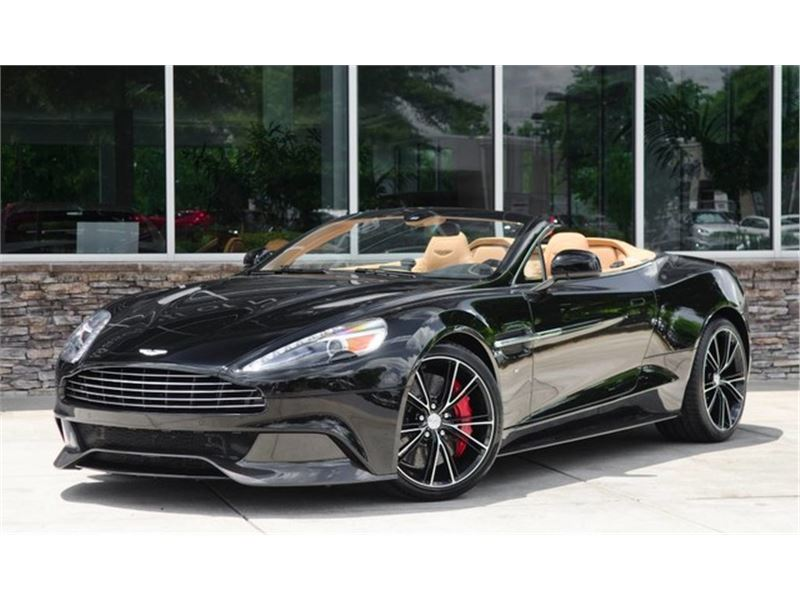 Martin (TN) United States  city pictures gallery : 2016 Aston Martin Vanquish, For Sale in Franklin, Tennessee | GoCars ...
