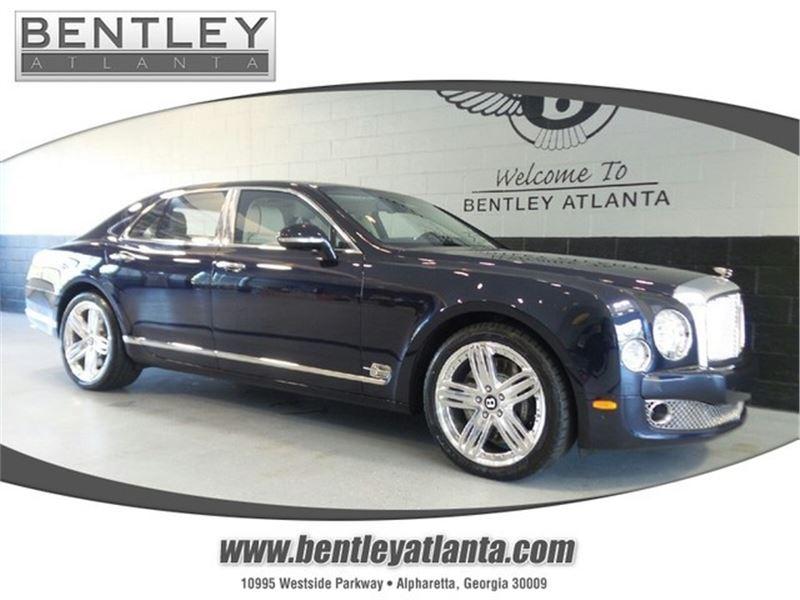 2016 Bentley Mulsanne for sale in Alpharetta, Georgia 30009