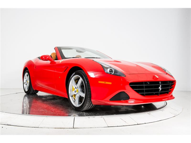 2016 ferrari california t for sale in for sale on gocars. Cars Review. Best American Auto & Cars Review