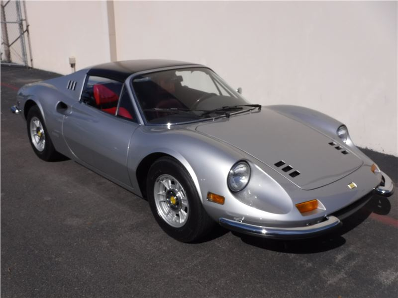 1974 ferrari dino 246 gts for sale gc 18655 gocars. Black Bedroom Furniture Sets. Home Design Ideas