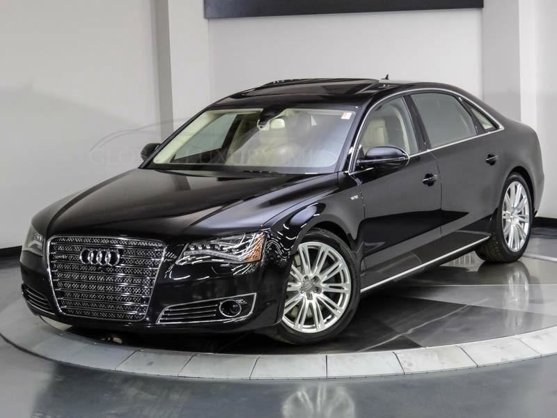 2014 audi a8 l for sale gc 18670 gocars. Black Bedroom Furniture Sets. Home Design Ideas