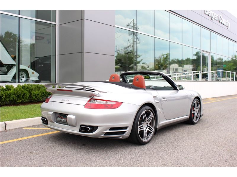 2008 porsche 911 turbo cabriolet for sale gc 18988 gocars. Black Bedroom Furniture Sets. Home Design Ideas