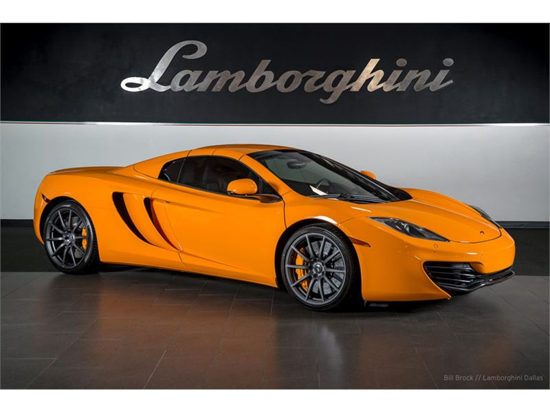 2014 mclaren mp4 12c for sale gc 19045 gocars