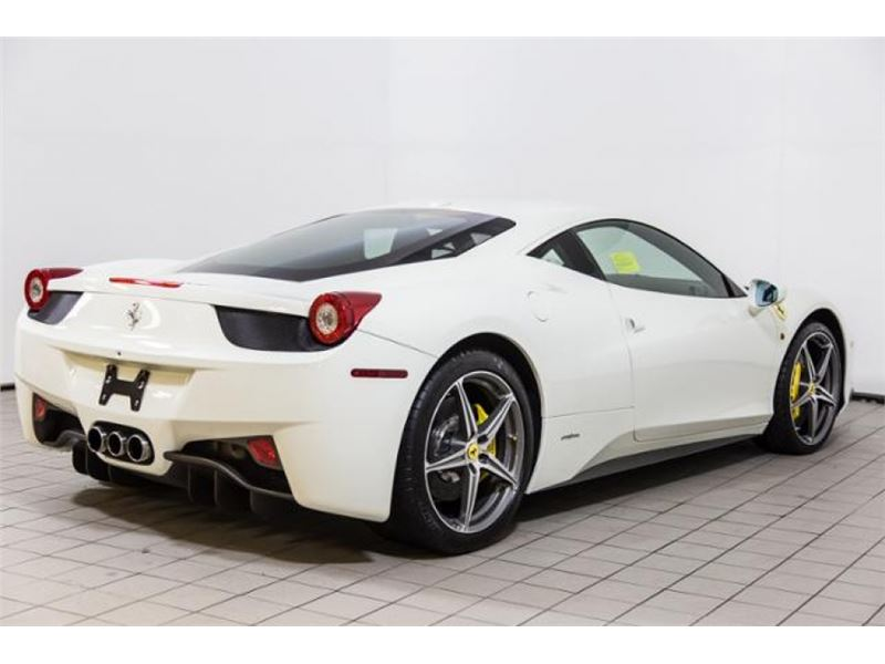 2012 ferrari 458 italia for sale gc 19130 gocars. Black Bedroom Furniture Sets. Home Design Ideas