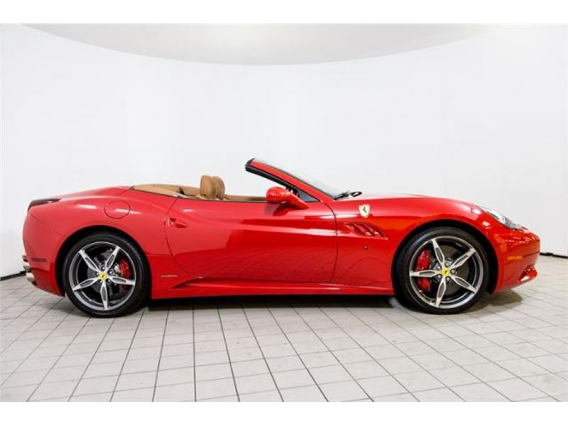 2014 ferrari california for sale in for sale on gocars. Cars Review. Best American Auto & Cars Review