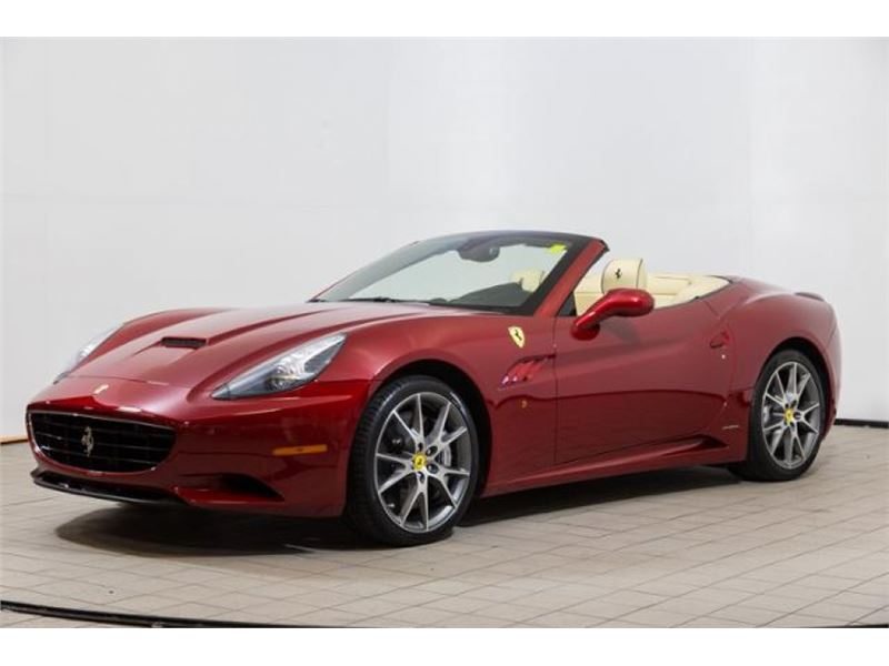 2013 ferrari california for sale in for sale on gocars. Cars Review. Best American Auto & Cars Review