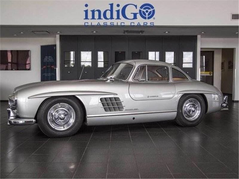 1955 mercedes benz 300sl gullwing coupe for sale gc for Mercedes benz gullwing 1955