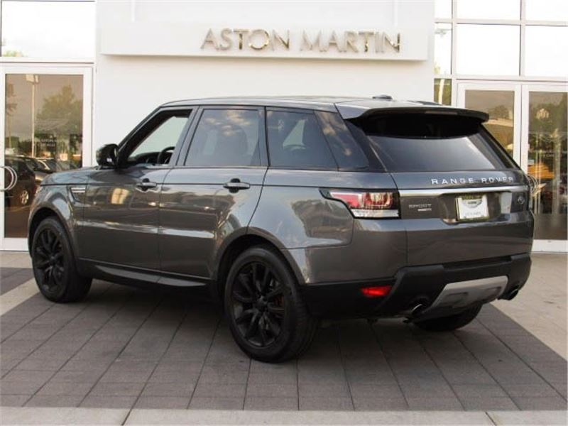 2014 land rover range rover sport for sale gc 19356 gocars. Black Bedroom Furniture Sets. Home Design Ideas
