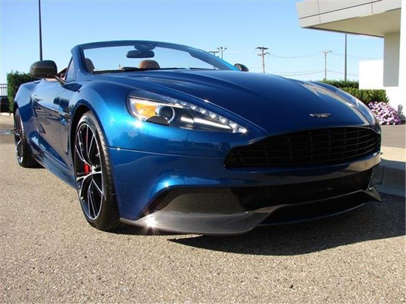 2016 Aston Martin Vanquish for sale in for sale on GoCars