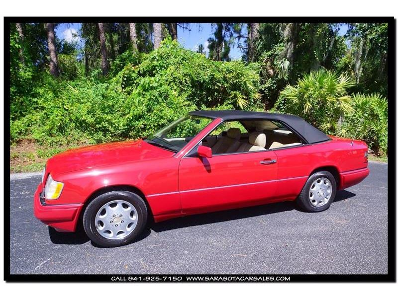 1995 Mercedes-Benz E-Class for sale in for sale on GoCars