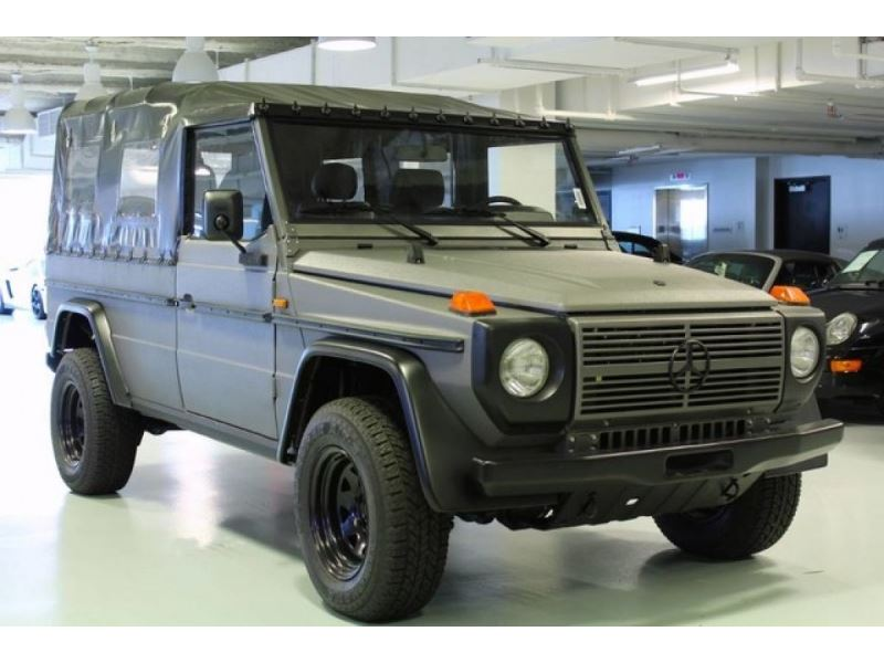1989 mercedes benz g300 for sale gc 19625 gocars for Mercedes benz 1989 for sale
