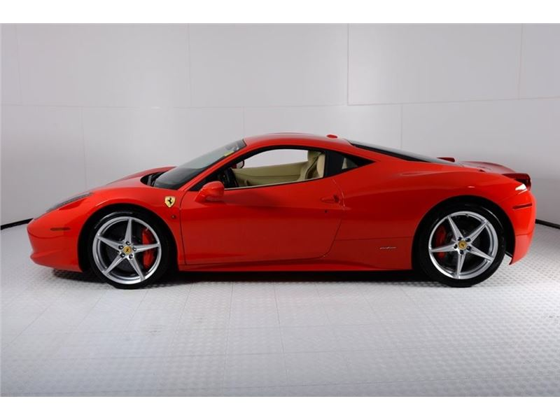 2011 ferrari 458 italia for sale in for sale on gocars. Cars Review. Best American Auto & Cars Review