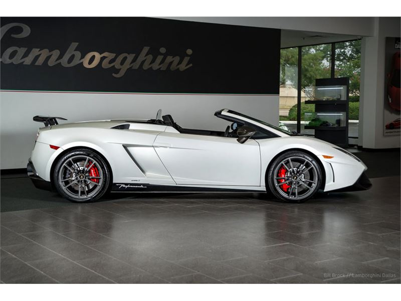 2012 Lamborghini Gallardo Lp570 4 Performante For Sale Gc 19792