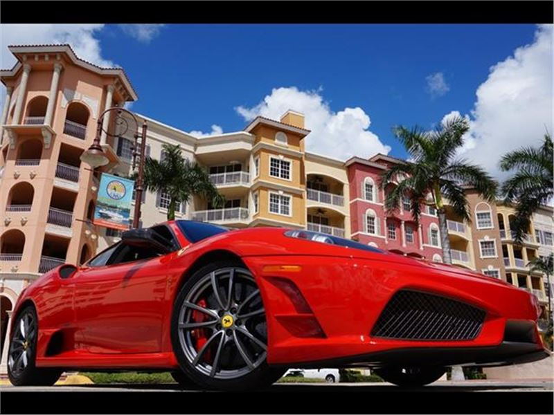 2008 Ferrari F430 for sale in Naples, Florida 34104