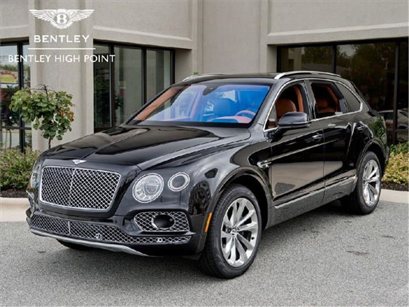 2017 Bentley Bentayga W12 for sale in High Point, North Carolina 27262