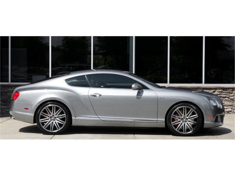 2014 bentley continental gt speed for sale in for sale on gocars. Cars Review. Best American Auto & Cars Review