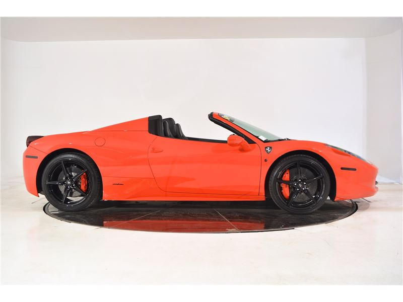 2013 ferrari 458 spider for sale in for sale on gocars. Cars Review. Best American Auto & Cars Review