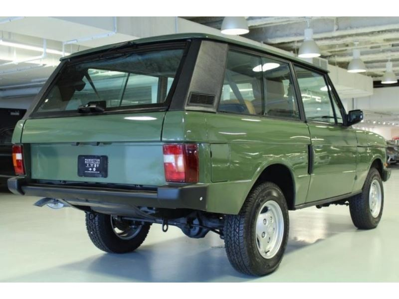 1986 Land Rover Range Rover for sale in for sale on GoCars