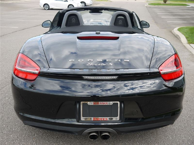 2013 Porsche Boxster for sale in for sale on GoCars