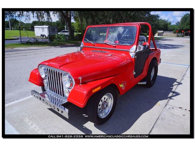 1977 Jeep Wrangler for sale in for sale on GoCars