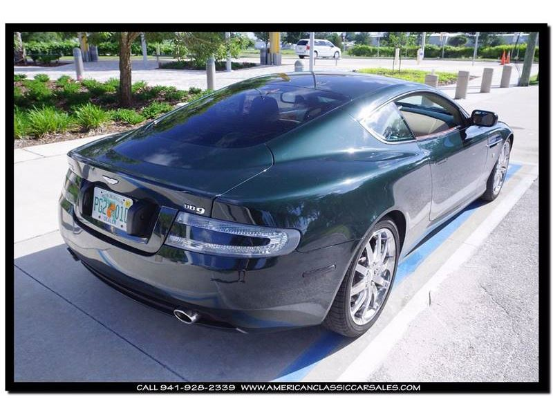 2005 Aston Martin DB9 for sale in for sale on GoCars