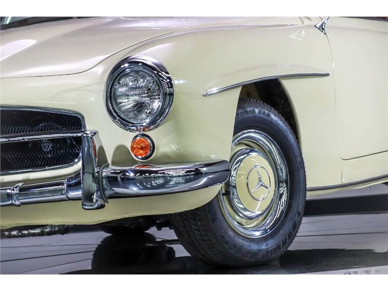 1963 Mercedes-Benz SL 190 for sale in for sale on GoCars