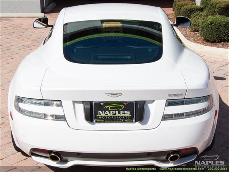 Aston Martin Virage For Sale GC GoCars - Aston martin naples