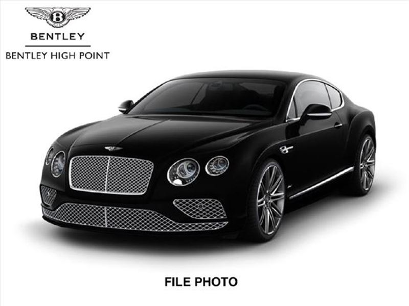 2017 Bentley Continental GT Speed for sale in High Point, North Carolina 27262